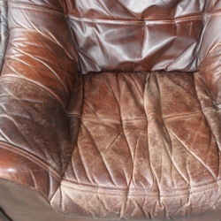 used leather